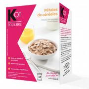 KOT Pétales de céréales 5 sachets de 30 g