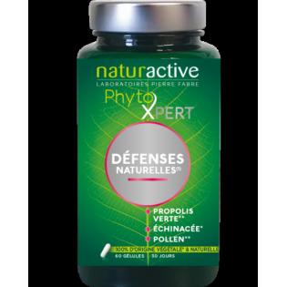 NATURACTIVE PhytoXpert DĒFENSES NATURELLES 60 gélules