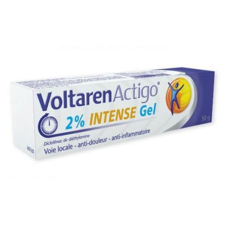 VOLTAREN ACTIGO 2% INTENSE GEL 30G