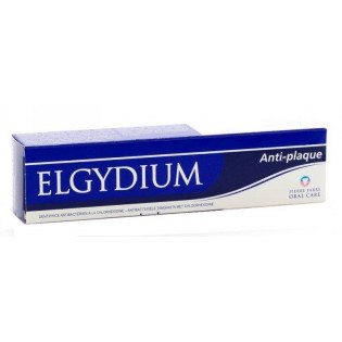 ELGYDIUM PLAQUE DENTAIRE PATE DENTIFIRCE TUBE 150G