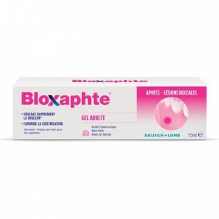 BLOXAPHTE GEL ADULTE 15 ML