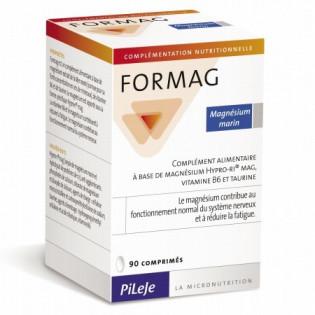 FORMAG PILEGE MAGNESIUM MARIN 90 COMPRIMES
