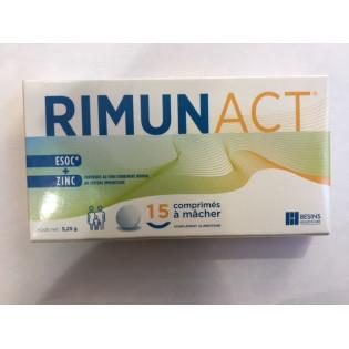 RIMUNACT 15 COMPRIMES A MACHER