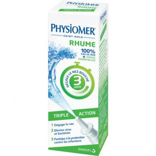 PHYSIOMER RHUME TRIPLE ACTION 20ML