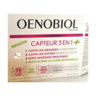 OENOBIOL CAPTEUR 3 EN 1 + 60 GELULES