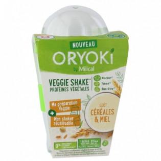 Oryoki by Milical Veggie Shake Protéines Végétales.