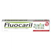 Fluocaril Junior Dentifrice 6 -12 ans. Goût Fruits RougesTube 75ml