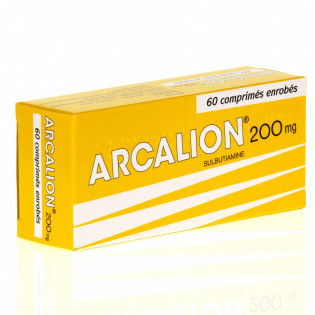 ARCALION 200MG 60 COMPRIMES ENROBES