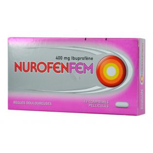 NUROFENFEM 12 COMPRIMES PELLICULES
