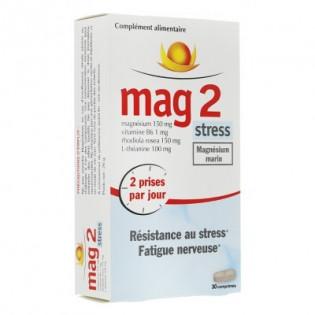 MAG 2 STRESS 30 COMPRIMES