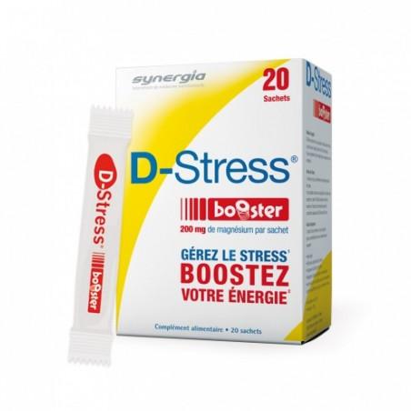D-STRESS BOOSTER DSTRESS BOÎTE DE 20 SACHETS