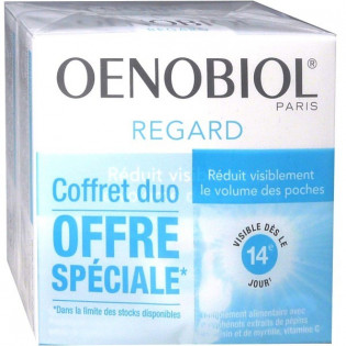 OENOBIOL REGARD COFFRET DUO 2*30 CAPSULES