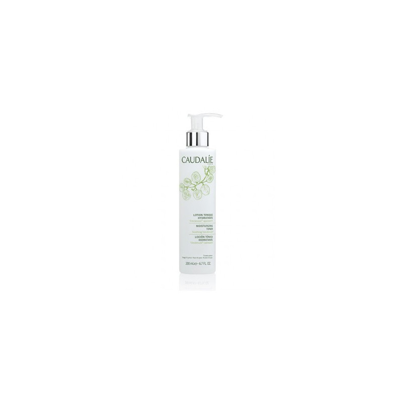 Caudalie Lotion tonique hydratante visage & yeux. Flacon 200ml
