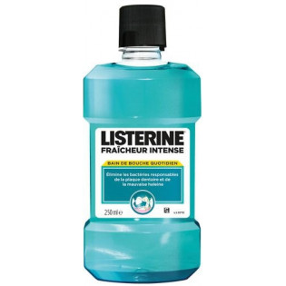 LISTERINE BAIN DE BOUCHE PROTECTION DENTS ET GENCIVES 250ML