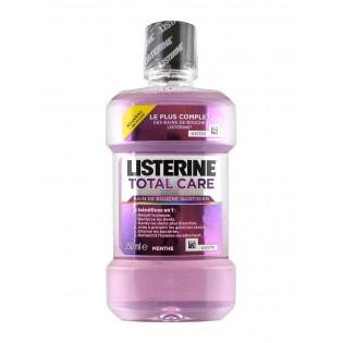 Listerine Total Care 6 en 1 Bain de Bouche Antibactérien. Flacon 250ML