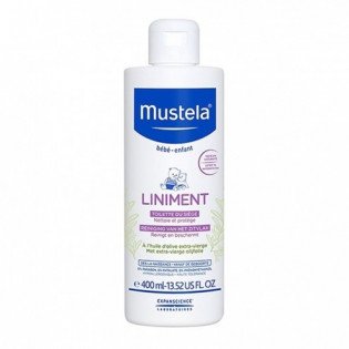 MUSTELA LINIMENT A L'HUILE D'OLIVE EXTRA VIERGE 400ML