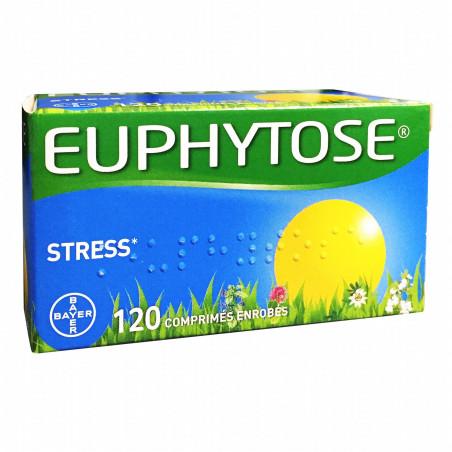 Euphytose 120 comprimés enrobés
