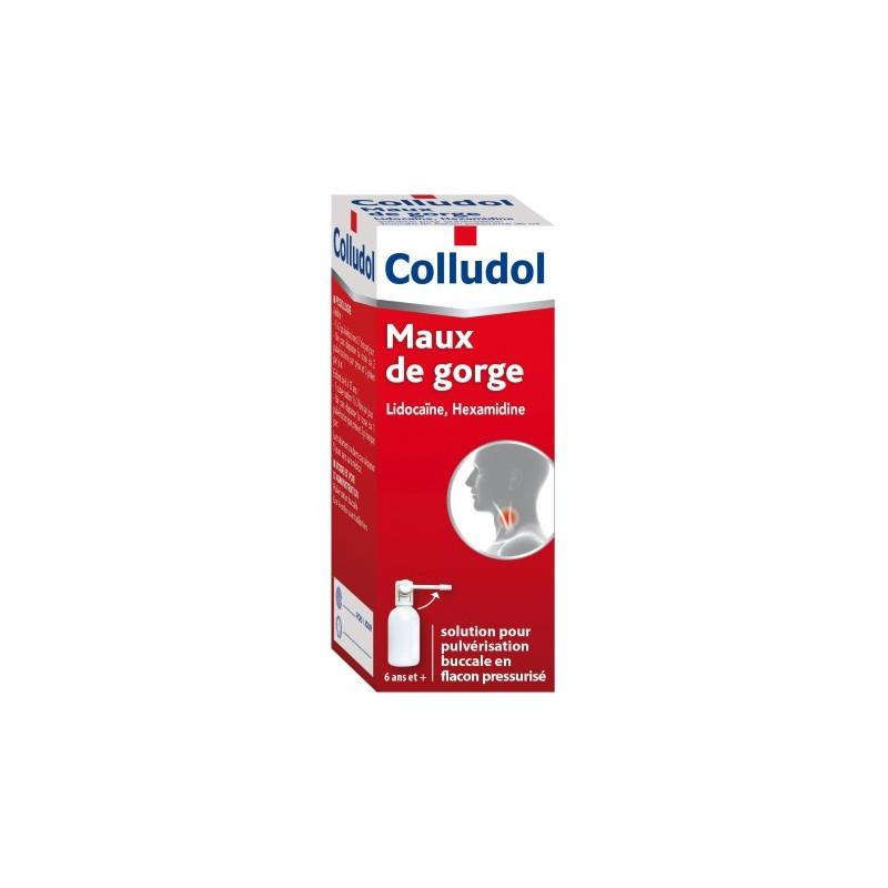 Colludol spray buccal 30ml