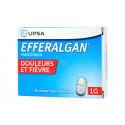 Efferalgantab 1G 8 comprimés pelliculés