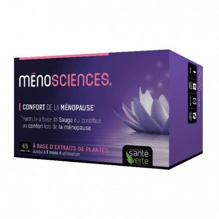 Santé Verte Ménosciences boîte de 45 comprimés
