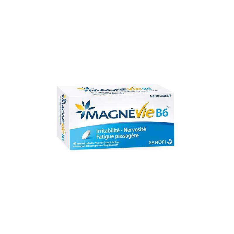 Magnevie B6 60 comprimés
