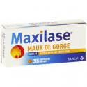 Maxilase Adulte 3000IU 30 comprimés enrobés