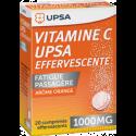 Vitamine C UPSA 1000mg 20 comprimés effervescents