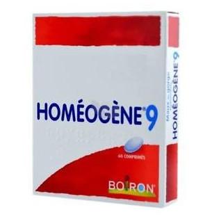 Homéogene 9 boite 60comprimés à sucer