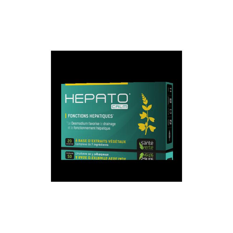 Hépato'Calm® Santé Verte - 20 comprimés