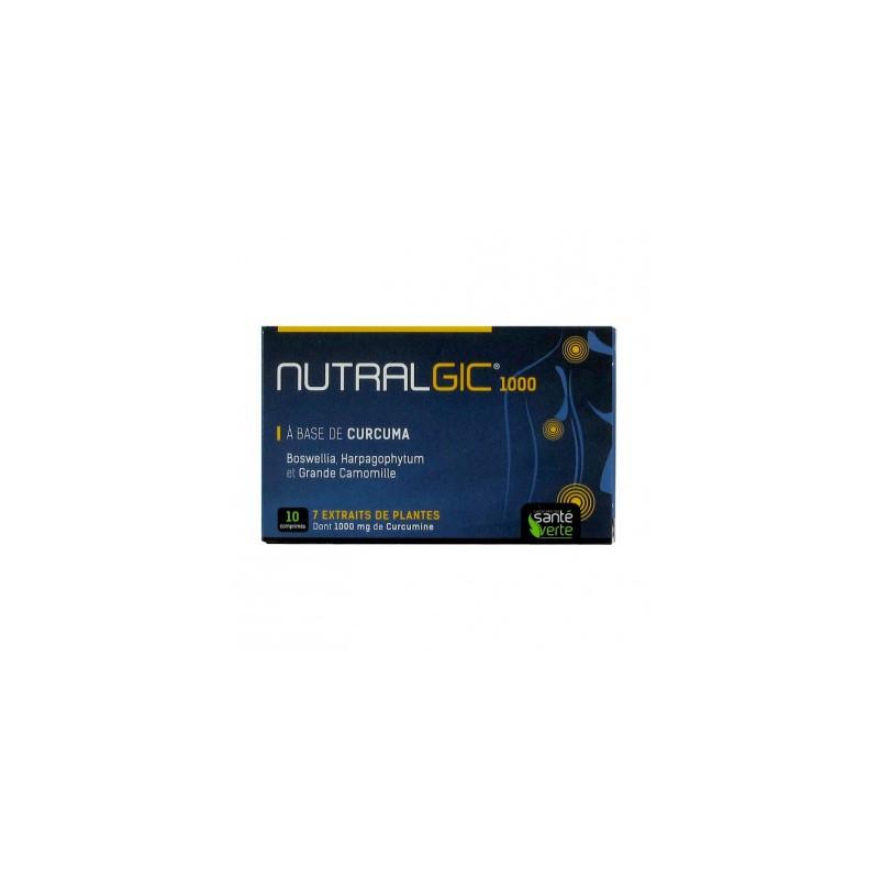 Nutralgic® Santé Verte - 10 comprimés
