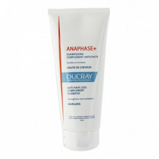 Ducray Anaphase Shampooing crème revitalisant. Tube de 200 ML