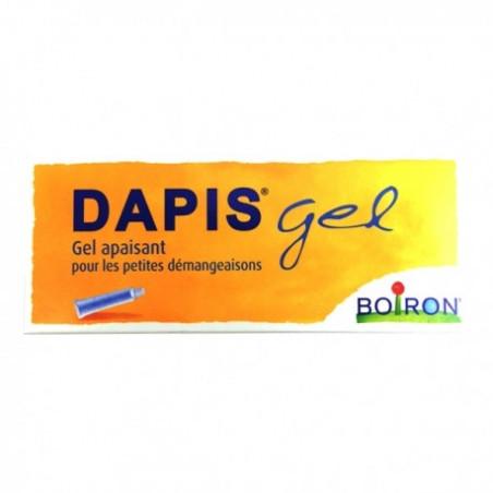 Dapis gel apaisant Boiron 40g