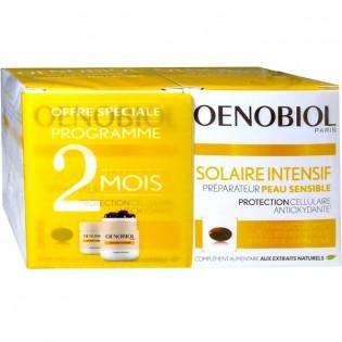 Oenobiol Solaire Intensif Nutriprotection Lot de 2 boites de 30 capsules