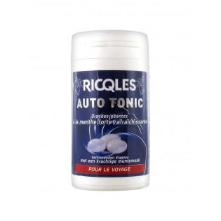 RICQLES AUTO TONIC DRAGEES GEANTES A LA MENTHE FORTE RAFRAICHISSANTE 76G