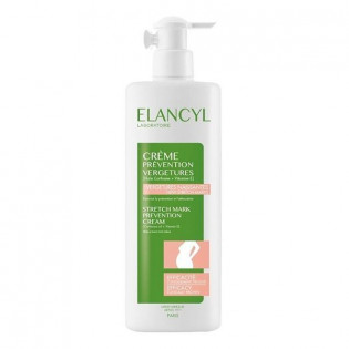 ELANCYL CREME PREVENTION VERGETURES OU VERGETURES NAISSANTES 500ML