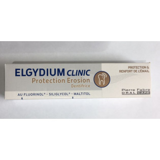 ELGYDIUM CLINIC DENTIFRICE PROTECTION EROSION 75ML