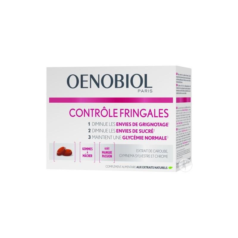 OENOBIOL MINCEUR CONTROLE FRINGALES BOITE DE 50 GOMMES
