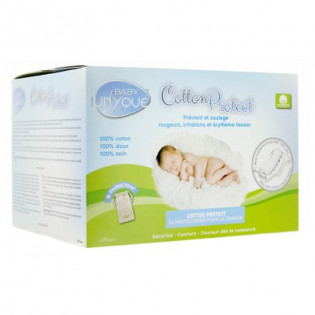 UNYQUE BABY 24 PROTECTIONS POUR LE CHANGE