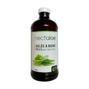 Santé Verte Nectaloe Gelée à Boire Aloe Vera - Flacon 473ml