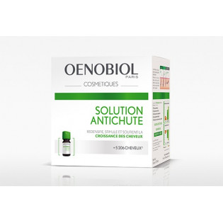 OENOBIOL SOLUTION ANTICHUTE 12 FLACONS BIPHASIQUES 5ML