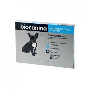 BIOCANINA FIPRODOG 67 MG SOLUTION SPOT ON PETITS CHIENS