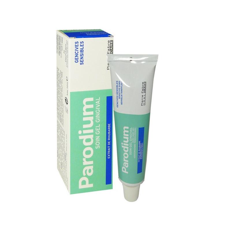 Parodium Gel gingival antiseptique. Tube de 50ML