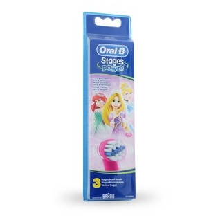 ORAL B 3 BROSSETTES CROSSACTION