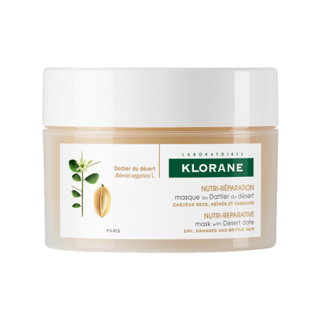 Klorane Masque au dattier du désert Pot 150ml