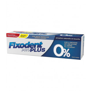 Fixodent Pro Soin Anti-particules Fraicheur. Tube 40G