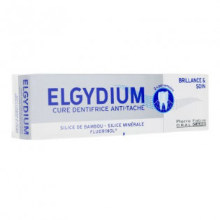 ELGYDIUM CURE DENTIFRICE ANTI TACHE 30ML