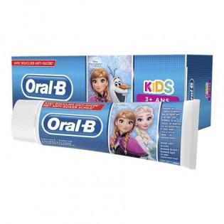 ORAL B DENTIFRICE KIDS 3 ANS ET + AROME DOUX 75ML