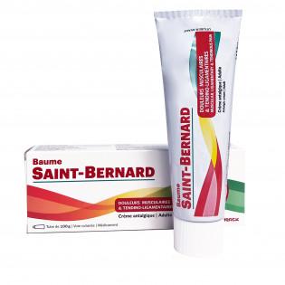 Saint Bernard baume 100g