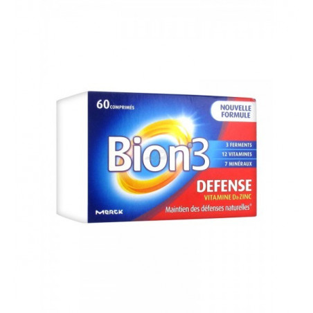 Bion 3 defense ADULTE - Grand Format 60 comprimés
