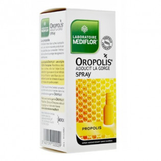 MEDIFLOR OROPOLIS SPRAY 20ML PROPOLIS